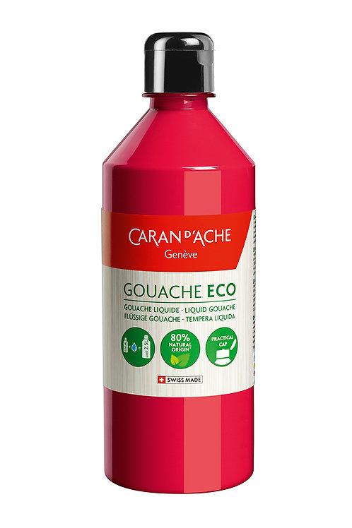 Caran d'Ache Gouache ECO Liquid 500ml Carmine