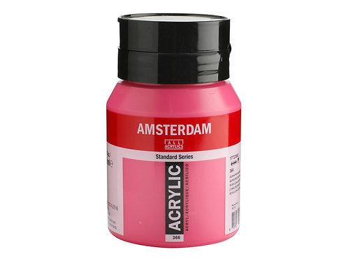 Amsterdam Standard 500ml - Quinacridone Rose