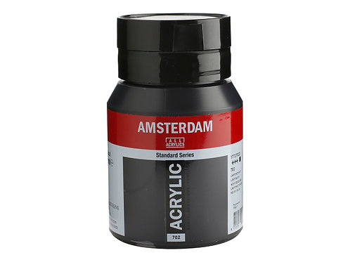 Amsterdam Standard 500ml - Lamp Black