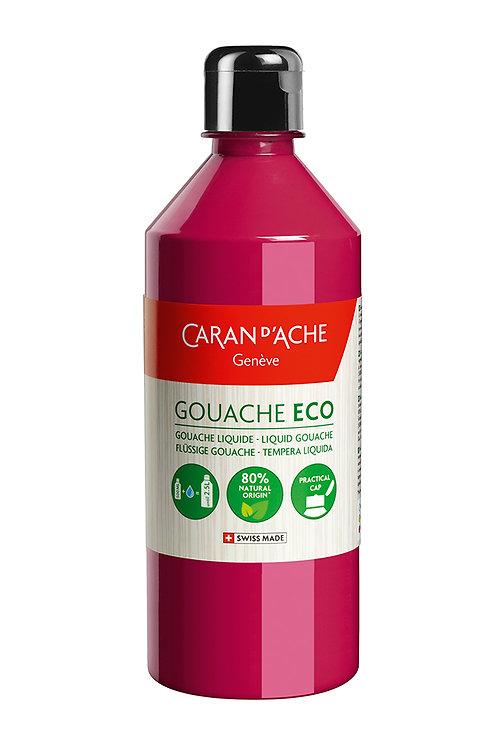 Caran d'Ache Gouache ECO Liquid 500ml Primary Magenta