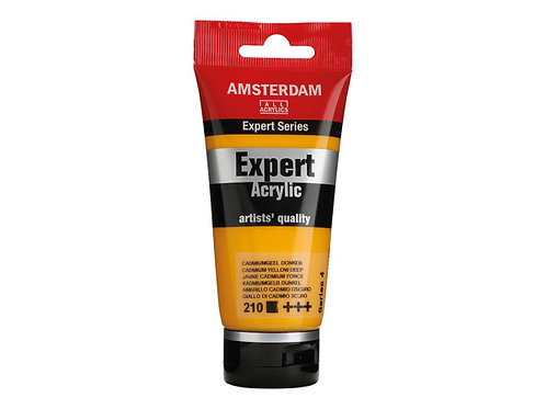 Amsterdam Expert 75ml - Cadmium Yellow Deep