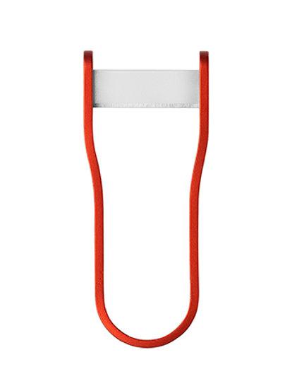 Caran d'Ache Pencil Peeler – Blyantbarberer Rød