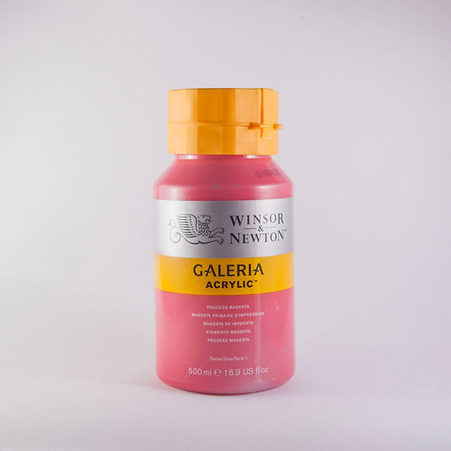Galeria Acrylic Process Magenta