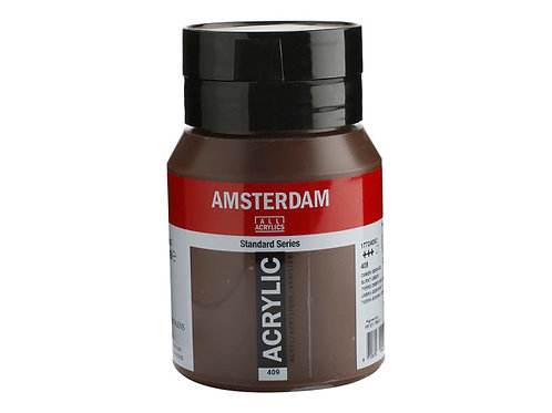 Amsterdam Standard 500ml - Burnt Umber
