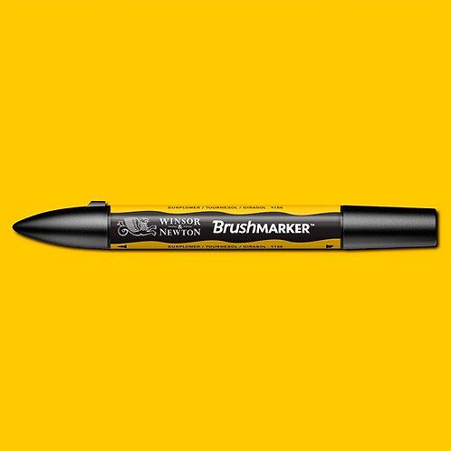 W&N Brushmarker - Sunflower