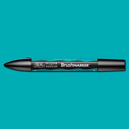 W&N Brushmarker - Turquoise