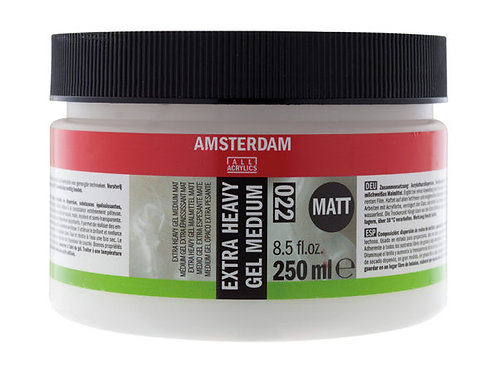 Amsterdam Extra Heavy Gel Medium Matt 022 – 250ml