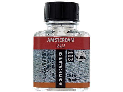 Amsterdam Acrylic Varnish High Gloss 113 – 75ml