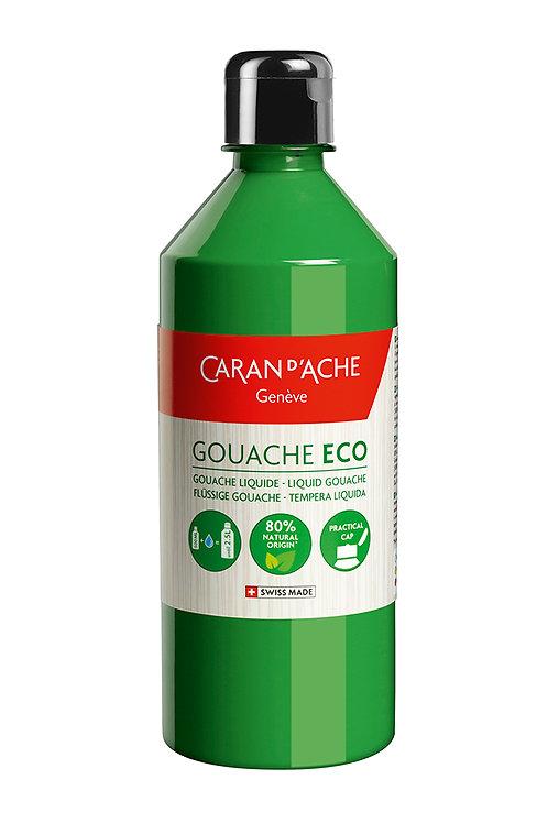 Caran d'Ache Gouache ECO Liquid 500ml Bright Green