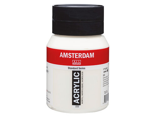 Amsterdam Standard 500ml - Naples Yellow Light