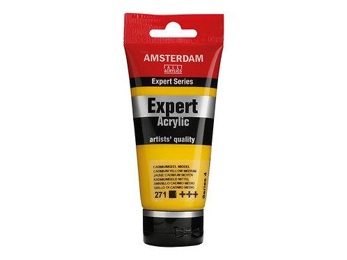Amsterdam Expert 75ml - Cadmium Yellow Medium