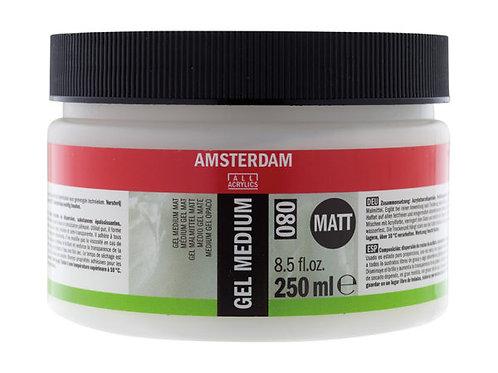 Amsterdam Gel Medium 080 – Matt – 250ml
