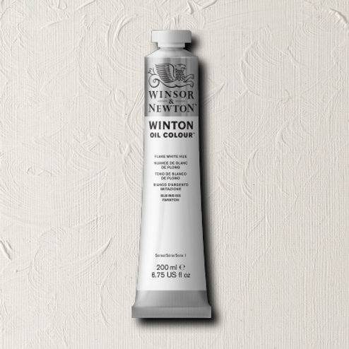 Winton Oil Colour Flake White Hue