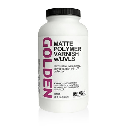 GOLDEN Ferniss Matte 946ml