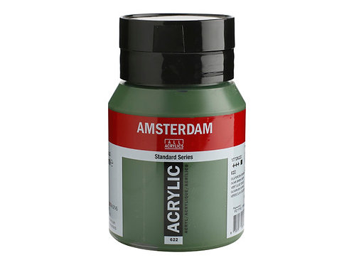 Amsterdam Standard 500ml - Olive Green Deep