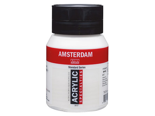 Amsterdam Standard 500ml - Pearl White