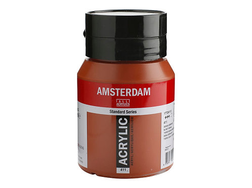 Amsterdam Standard 500ml - Burnt Sienna