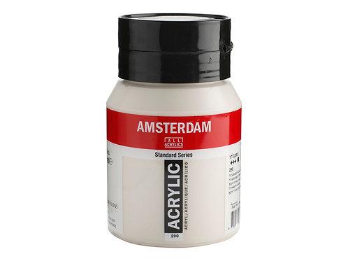 Amsterdam Standard 500ml - Titanium Buff Deep