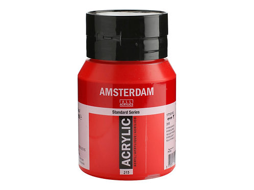 Amsterdam Standard 500ml - Pyrrole Red