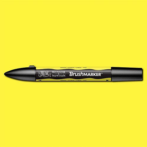 W&N Brushmarker - Lemon