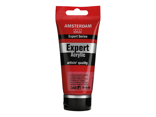 Amsterdam Expert 75ml - Pyrrole Red Deep