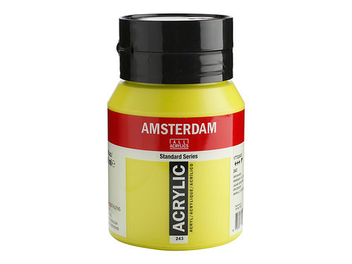 Amsterdam Standard 500ml - Greenish Yellow