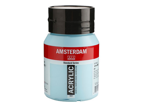 Amsterdam Standard 500ml - Sky Blue It.