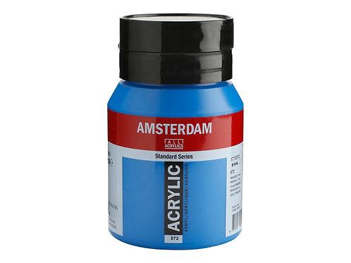 Amsterdam Standard 500ml - Primacy Cyan