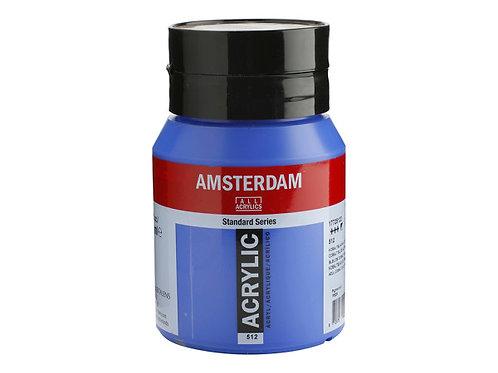 Amsterdam Standard 500ml - Cobalt Blue