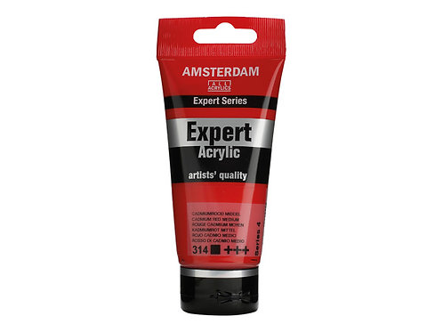 Amsterdam Expert 75ml - Cadmium Red Medium