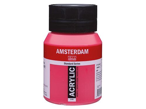 Amsterdam Standard 500ml - Permanent Red Purple