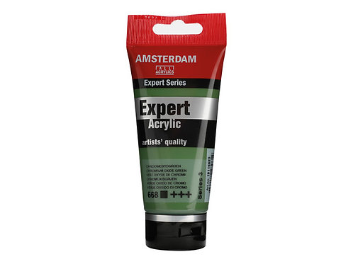Amsterdam Expert 75ml - Chromium Oxide Green