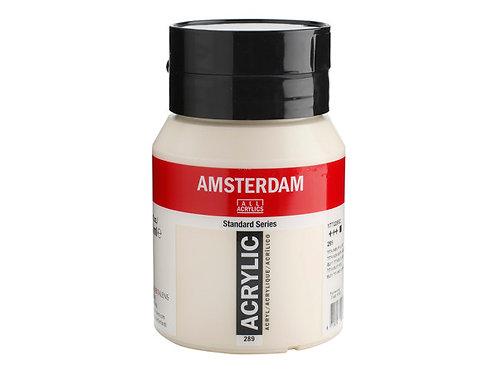 Amsterdam Standard 500ml - Titanium Buff Light