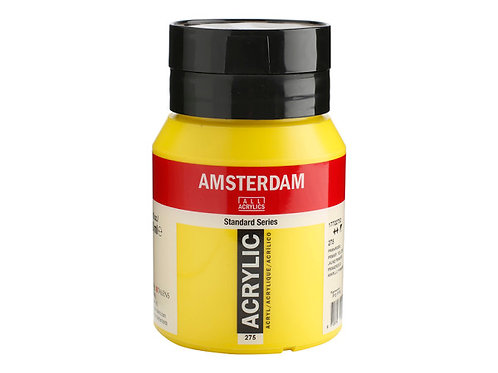 Amsterdam Standard 500ml - Primary Yellow