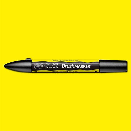 W&N Brushmarker - Yellow