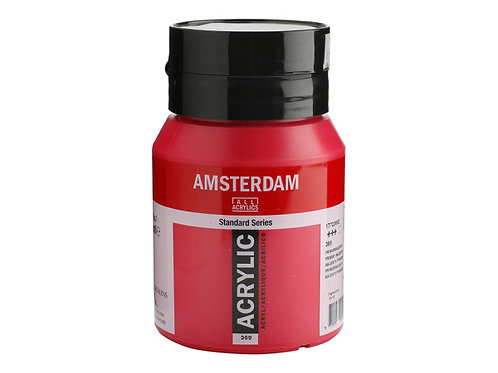 Amsterdam Standard 500ml - Primary Magenta