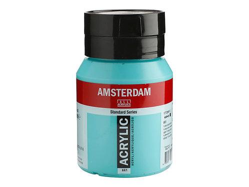 Amsterdam Standard 500ml - Turquoise Green