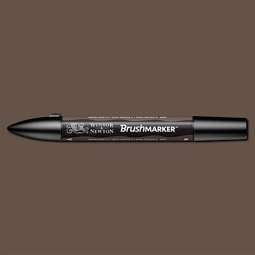 W&N Brushmarker - Warm Grey 5