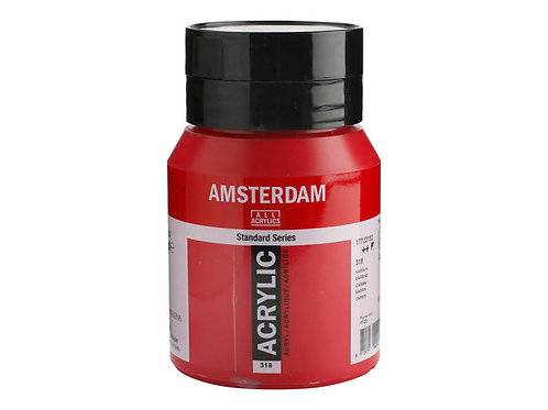 Amsterdam Standard 500ml - Carmine