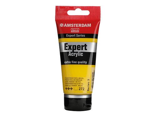 Amsterdam Expert 75ml - Transparent Yellow Medium