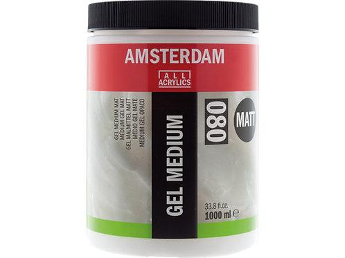 Amsterdam Gel Medium 080 – Matt – 1000ml