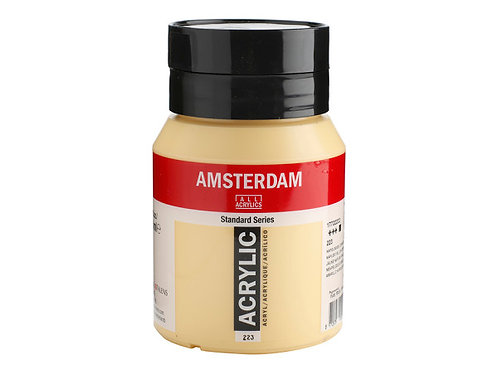 Amsterdam Standard 500ml - Naples Yellow Deep