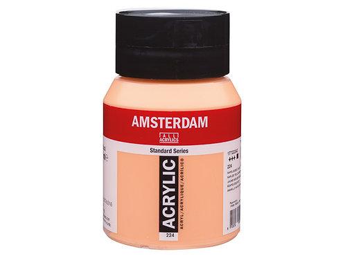 Amsterdam Standard 500ml - Naples Yellow Red