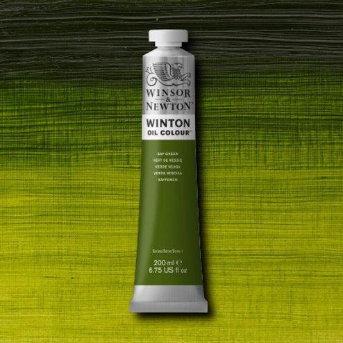 Winton Oil Colour Sap Green