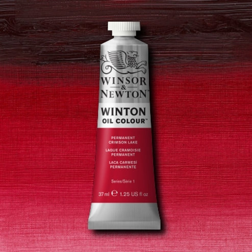 Winton Oil Colour Permanent Alizarin Crimson