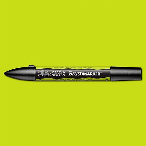 W&N Brushmarker - Lime Green