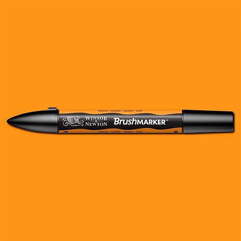 W&N Brushmarker - Amber