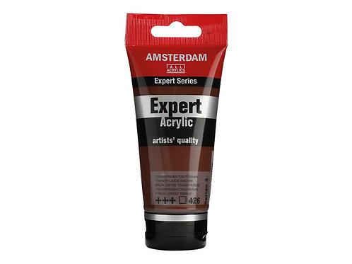 Amsterdam Expert 75ml - Transparent Oxide Brown