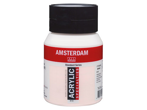 Amsterdam Standard 500ml - Pearl Red