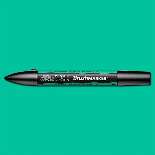 W&N Brushmarker - Mint Green